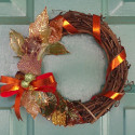 Welcome Autumn Wreath