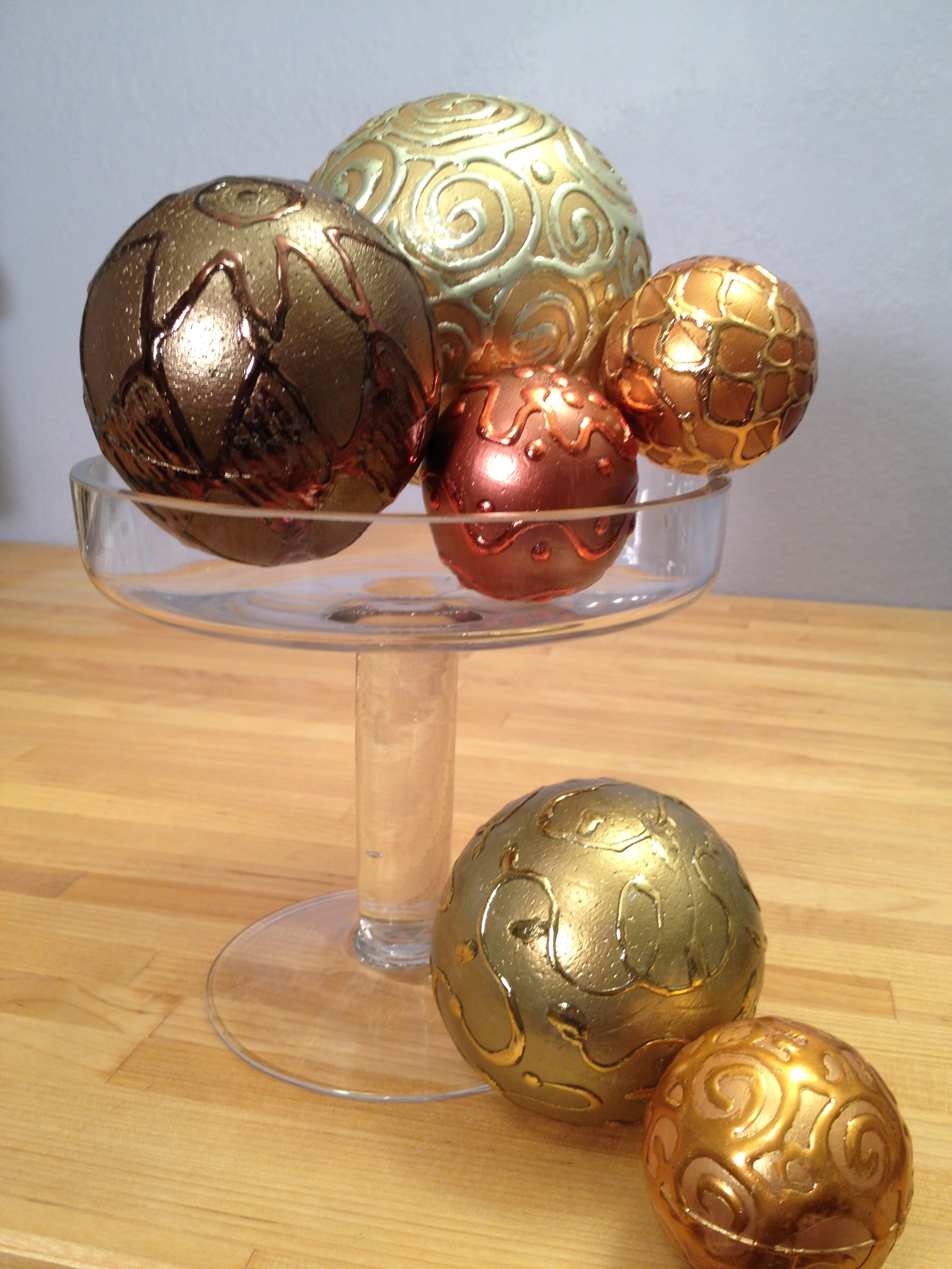 accent ebony news with ball bowl updates carved product decorative wood and set spotlight decor balls