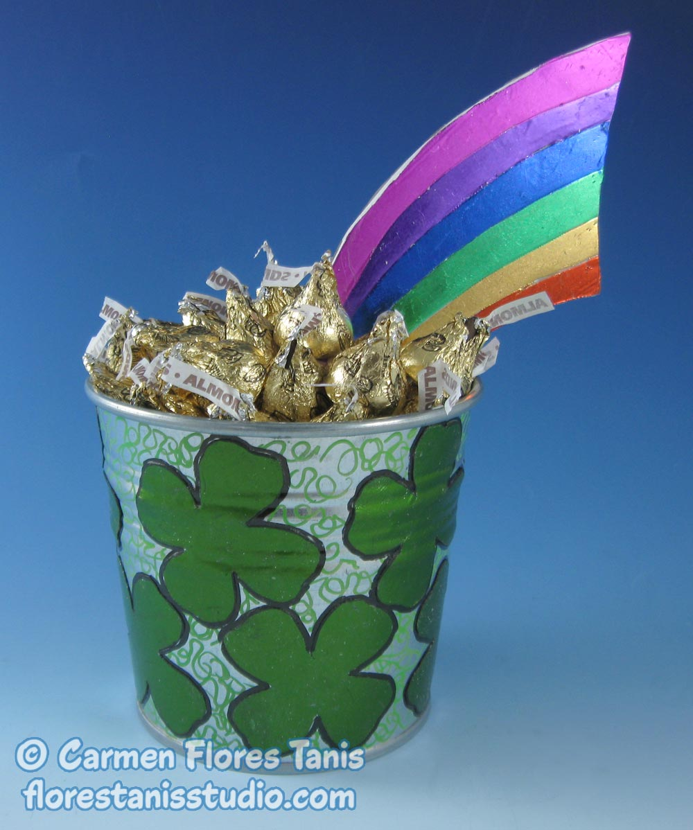 Kool-Tak-Foiled-Lucky-Pot-O-Gold- by Carmen-Flores-Tanis
