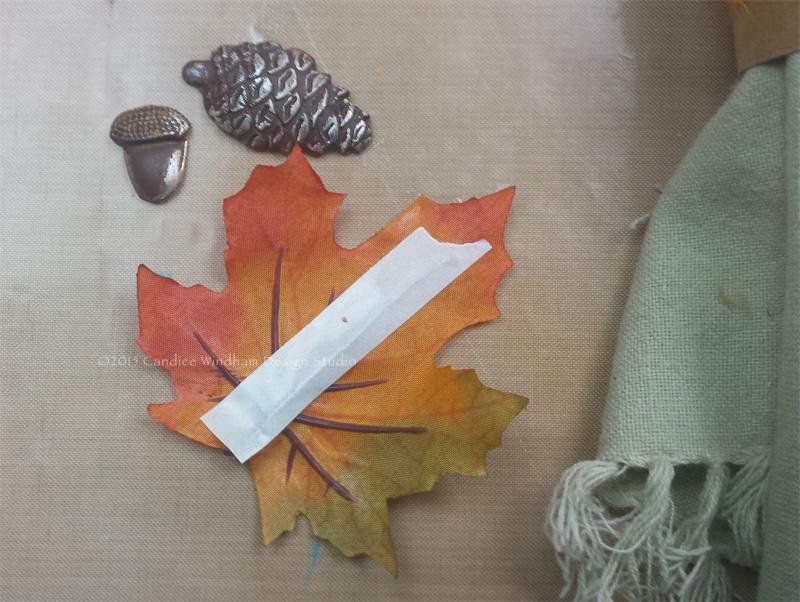 Kool TakThanksgiving Tabel Decor leafCWindham