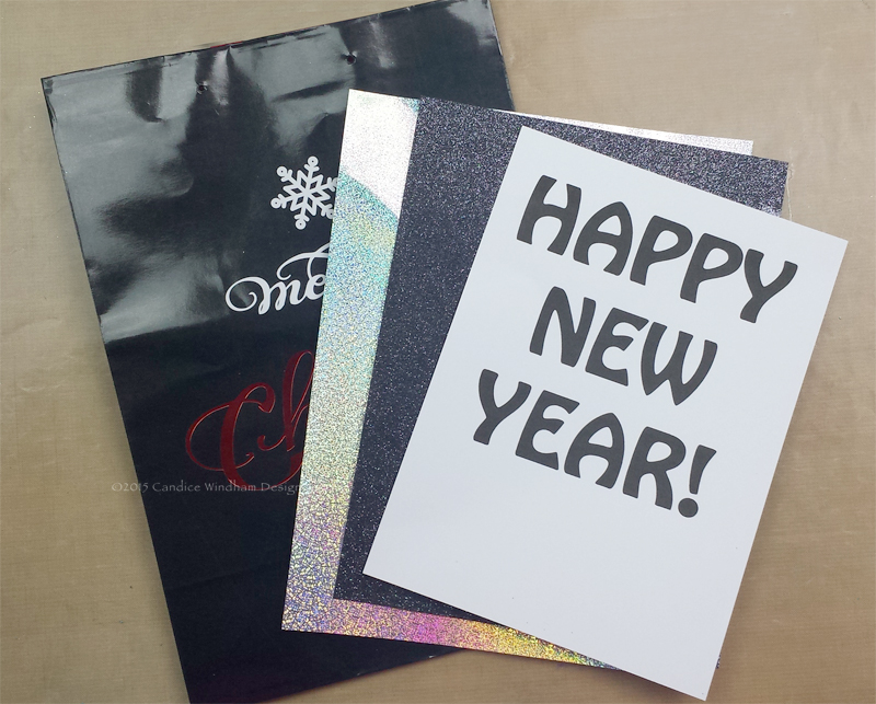 Kool Tak New Year Centerpiece labels 2016 CWindham