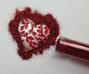 Kool Tak Valentine Box Stack Glitter CWindham